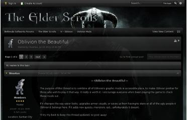 http://forums.bethsoft.com/topic/1213147-oblivion-the-beautiful/