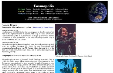 http://www.cosmopolis.ch/english/cosmo11/jamesbrown.htm