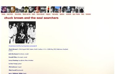 http://www.soulwalking.co.uk/Chuck%20Brown%20&%20S-Searchers.html