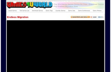 http://www.games4uworld.com/games/play_free_games_online/endless_migration.htm