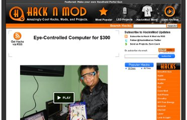 http://hacknmod.com/hack/eye-controlled-computer-for-300/