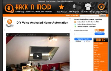 http://hacknmod.com/hack/diy-voice-activated-home-automation/