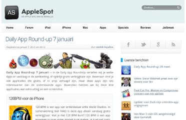 http://www.applespot.nl/18195/daily-app-round-up-7-januari/