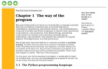 http://www.greenteapress.com/thinkpython/html/book002.html