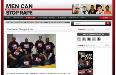 http://www.mencanstoprape.org/The-Men-of-Strength-Club/