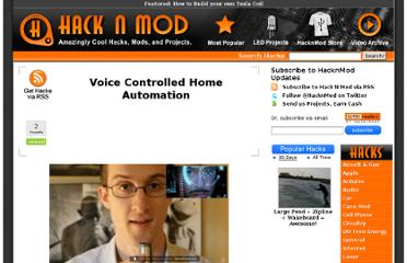 http://hacknmod.com/hack/voice-controlled-home-automation/