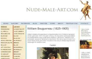 Matt, Nude Male Model oil on canvas