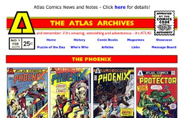 http://atlasarchives.com/comics/phoenix.html