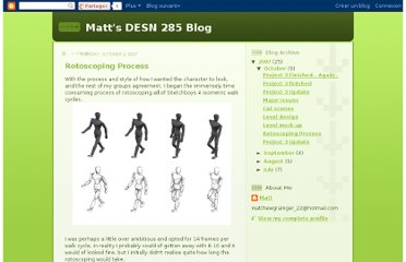 http://matt285.blogspot.com/2007/10/rotoscoping-process.html