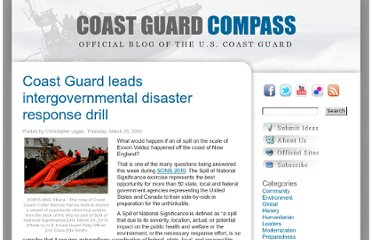 http://coastguard.dodlive.mil/2010/03/coast-guard-leads-intergovernmental-disaster-response-drill/