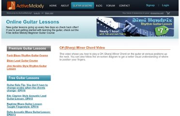http://www.activemelody.com/resources/c_sharp_minor