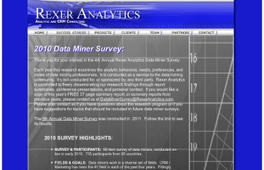 http://www.rexeranalytics.com/Data-Miner-Survey-Results-2010.html