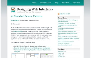 http://designingwebinterfaces.com/designing-web-interfaces-12-screen-patterns