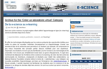 http://e-science-mi2s.imag.fr/e-science/?cat=48