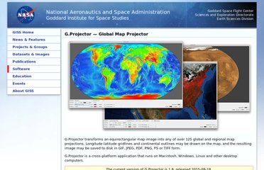 http://www.giss.nasa.gov/tools/gprojector/