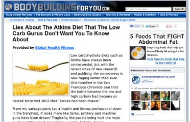 http://www.bodybuildingforyou.com/articles-submit/ghf/10-lies-about-atkins-low-carb.htm