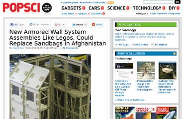 http://www.popsci.com/technology/article/2010-02/new-armored-wall-system-could-replace-sandbags-marines-afghanistan