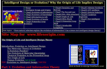 http://www.lifesorigin.com/sitemap-for-www.theory-of-evolution.html