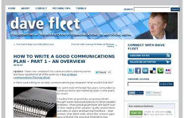 http://davefleet.com/2008/05/how-to-write-a-good-communications-plan-part-1-an-overview/