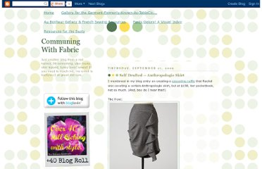 http://communingwithfabric.blogspot.com/2009/09/self-drafted-anthropologie-skirt.html