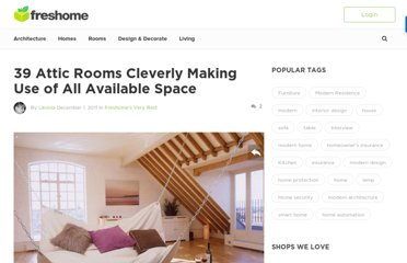 http://freshome.com/2011/12/01/39-attic-rooms-cleverly-making-use-of-all-available-space/