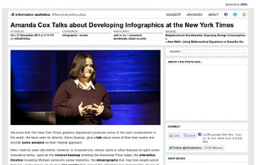 http://infosthetics.com/archives/2011/12/amanda_cox_talks_about_developing_infographics_at_the_new_york_times_graphics.html