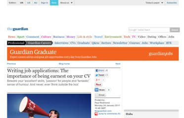 http://careers.guardian.co.uk/careers-blog/writing-job-applications-being-earnest