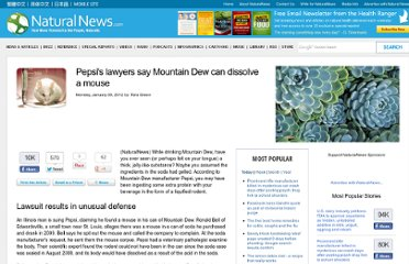 http://www.naturalnews.com/034602_Mountain_Dew_mouse_dissolved.html