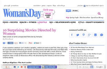 http://www.womansday.com/life/entertainment/10-surprising-movies-directed-by-women-102940