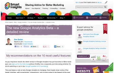 http://www.smartinsights.com/google-analytics/new-google-analytics-beta-a-detailed-review/