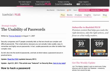 http://www.baekdal.com/insights/password-security-usability