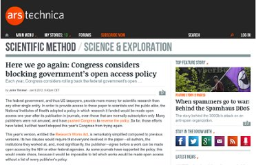 http://arstechnica.com/science/news/2012/01/here-we-go-again-congress-considers-blocking-governments-open-access-policy.ars