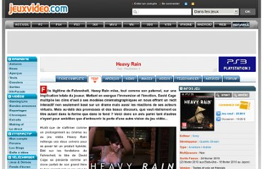 http://www.jeuxvideo.com/articles/0001/00012209-heavy-rain-test.htm