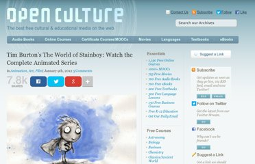http://www.openculture.com/2012/01/tim_burtons_the_world_of_stainboy_watch_the_complete_animated_series.html