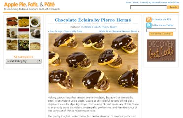 http://www.applepiepatispate.com/french/chocolate-eclairs-pierre-herme/