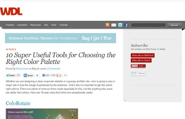 http://webdesignledger.com/tools/10-super-useful-tools-for-choosing-the-right-color-palette