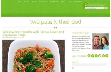 http://www.twopeasandtheirpod.com/whole-wheat-noodles-with-peanut-sauce-and-vegetables-recipe/