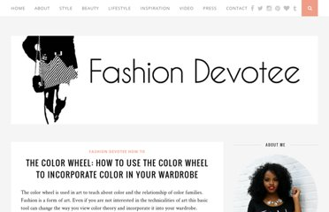 http://fashiondevotee.com/2011/3/the-color-wheel-wardrobe-how-to