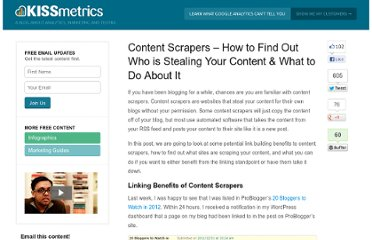 http://blog.kissmetrics.com/content-scrapers/