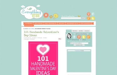 http://www.everythingetsy.com/2012/01/101-valentines-day-ideas/
