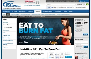 http://www.bodybuilding.com/fun/nutrition-101-eat-to-burn-fat.html