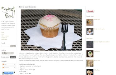 http://www.asweetroad.com/2011/06/how-to-make-1-cupcake.html