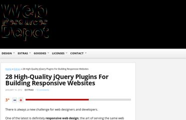 http://www.webresourcesdepot.com/28-high-quality-jquery-plugins-for-building-responsive-websites/