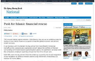 http://www.smh.com.au/national/push-for-islamic-financial-rescue-20090607-bzv6.html