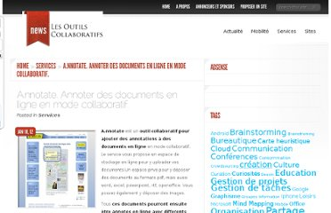 http://outilscollaboratifs.com/2012/01/a-nnotate-annoter-des-documents-en-ligne-en-mode-collaboratif/