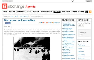 http://infochangeindia.org/agenda/reporting-conflict/war-peace-and-journalism.html