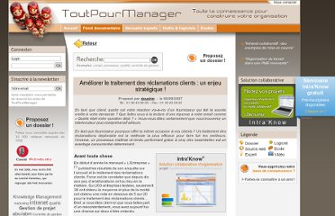 http://www.toutpourmanager.com/source-370-ameliorer-le-traitement-des-reclamations-clientsun-enjeu-strategique-!.html