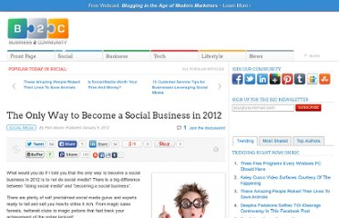 http://www.business2community.com/social-media/the-only-way-to-become-a-social-business-in-2012-0115799