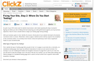 http://www.clickz.com/clickz/column/2136128/fixing-site-step-start-testing