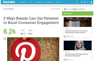http://mashable.com/2012/01/10/pinterest-business-consumer-engagement/